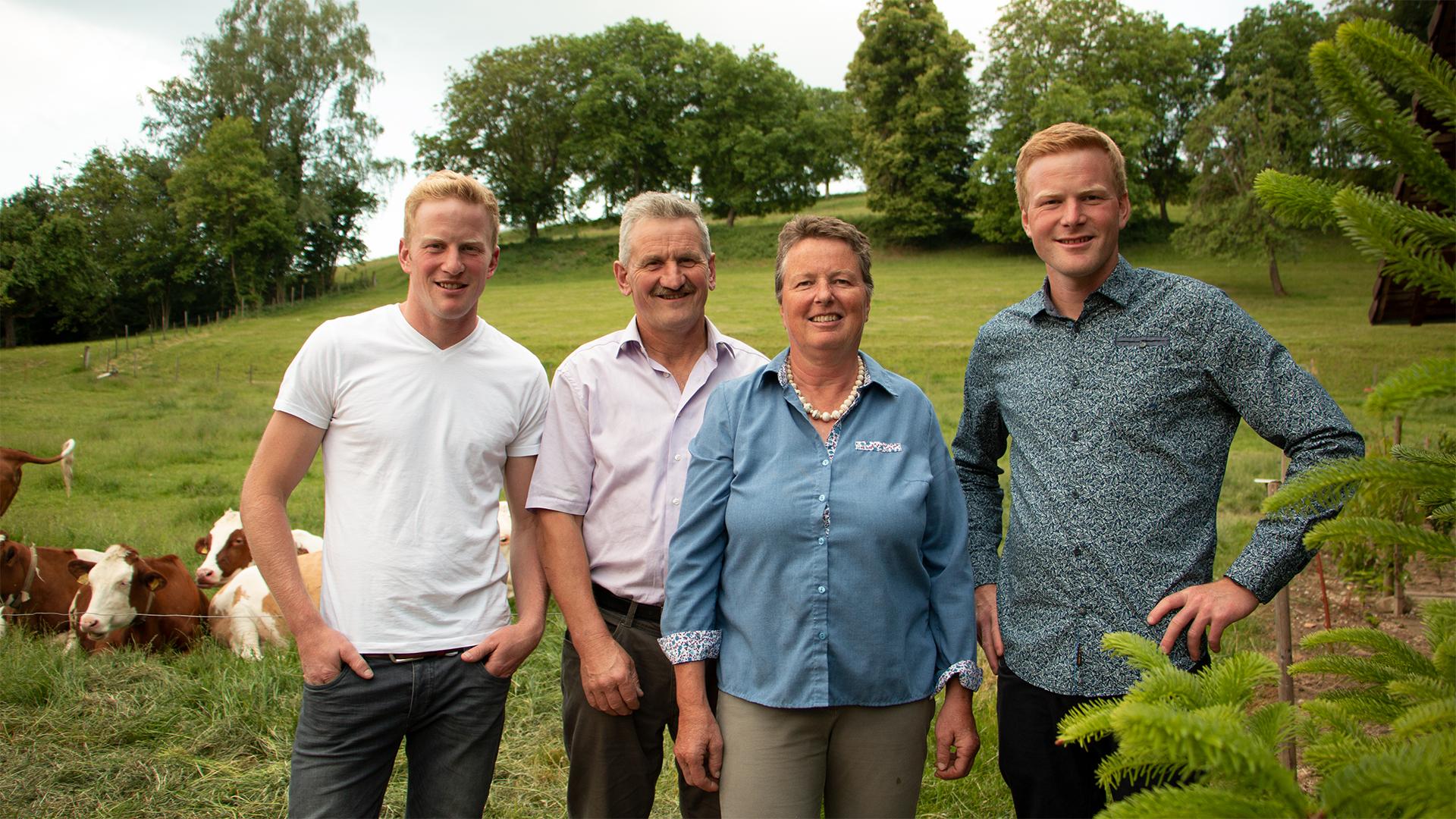 Familie Schmid - Schmid Hof